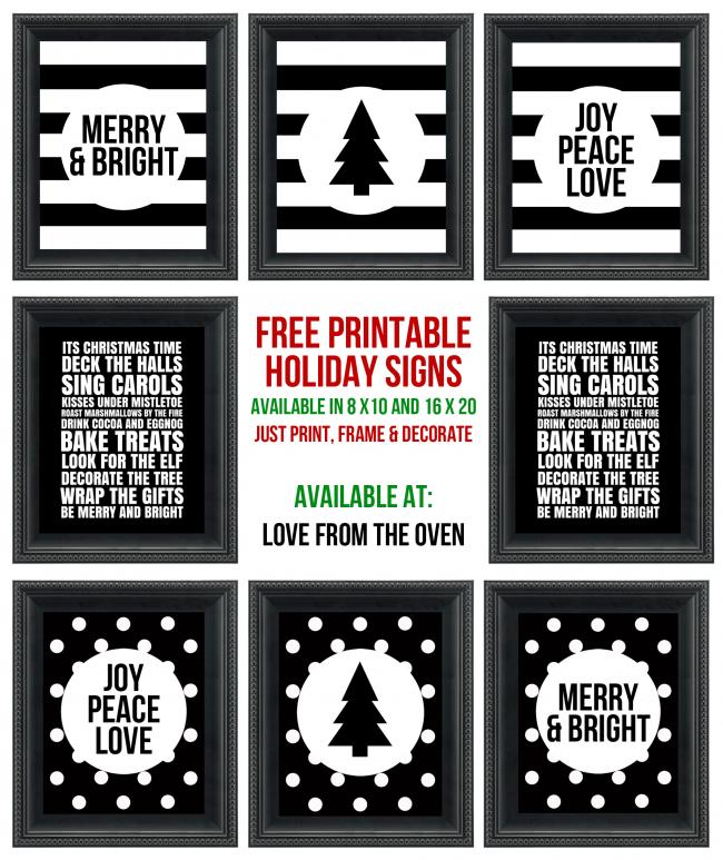 Darmowe Grafiki Do Wydrukowania Na święta Bożego Narodzenia