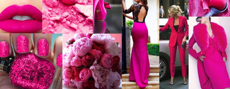 Jaki kolor dodatkow do rozowej sukienki