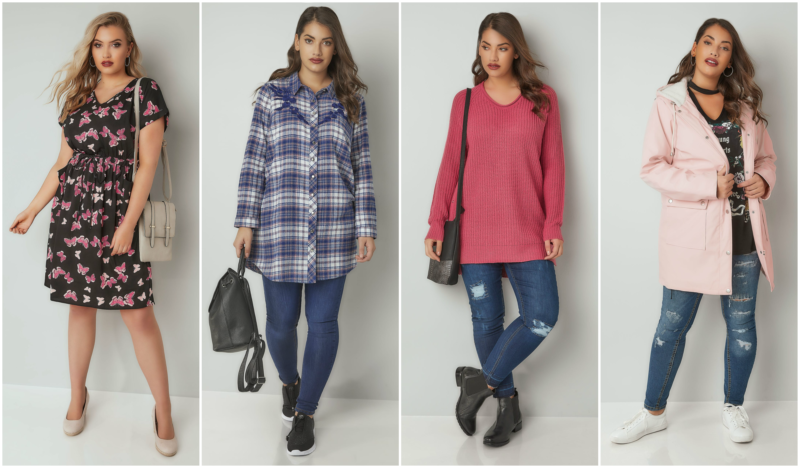 281c5c8df507 Gdzie kupować ubrania w dużych rozmiarach  - Madziof .pl