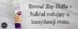 Rimmel Stay Matte – Podkład matujący o konsystencji musu. [Recenzja]
