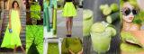 Jaki kolor dodatków wybrać do limonkowej sukienki?