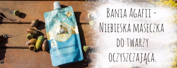 bania agafii niebieska maseczka oczyszczajaca z glinka-1