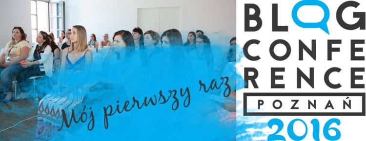relacja blog conference poznan