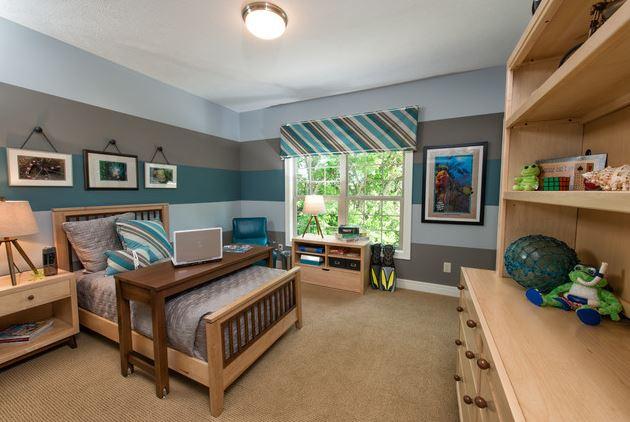 Schlafzimmer vorhang design deko raumgestaltung ideen farbe ...
