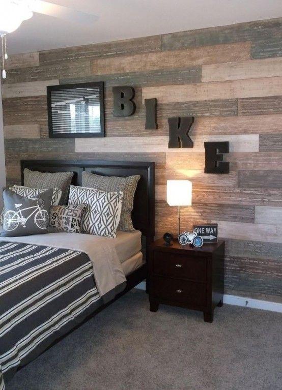 Pok j dla ch opca w mocnych kolorach inspiracje for 16 year old boy bedroom designs