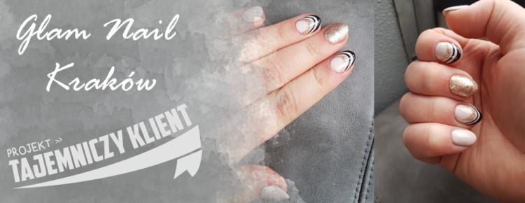 glam nail krakow tajemniczy klient