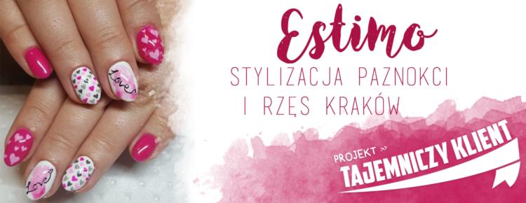 projekt tajemniczy klient estimo paznokcie krakow
