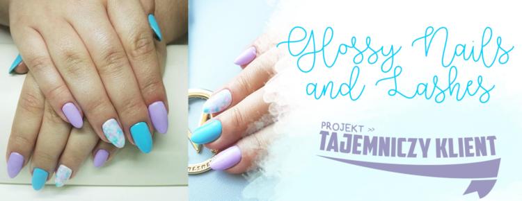 glossy nails and lashes paznokcie hybrydowe krakow