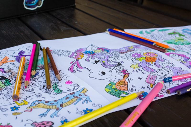 Magiczne Kolorowanki Dla Doroslych Za Darmo Do Pobrania I