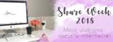 Share Week 2018 – Moja ulubiona akcja w internecie!